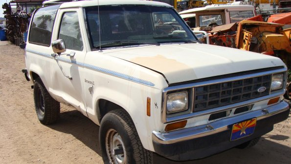 Parts Available off this 86 Bronco II