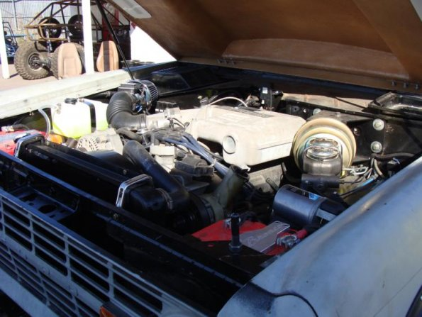 vincent engine radiator fans and wireharness all installed by driven_595 gallery vincent early ford bronco vincent engine radiator fans